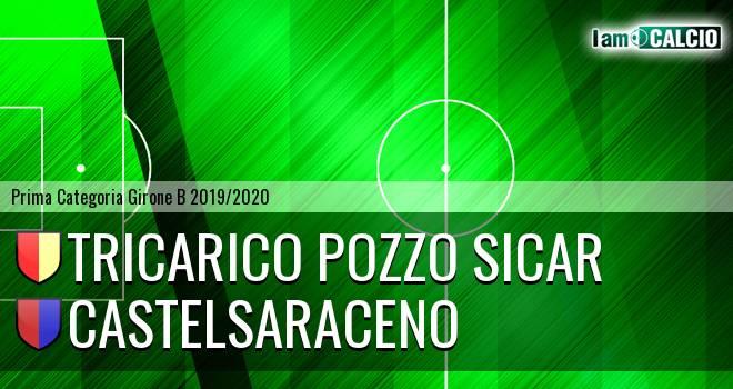 Tricarico Pozzo Sicar - Castelsaraceno
