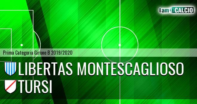 Libertas Montescaglioso - Tursi