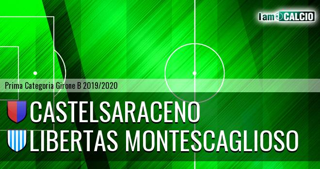 Castelsaraceno - Libertas Montescaglioso