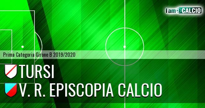 Tursi - V. R. Episcopia Calcio