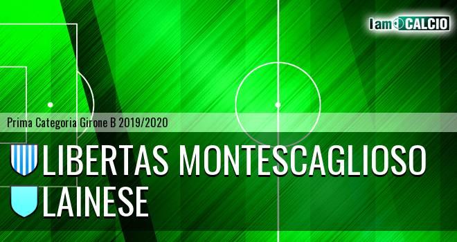 Libertas Montescaglioso - Lainese