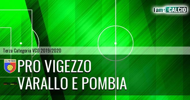 Pro Vigezzo - Varallo E Pombia
