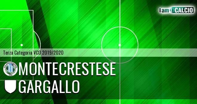 Montecrestese - Gargallo