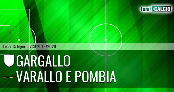 Gargallo - Varallo E Pombia
