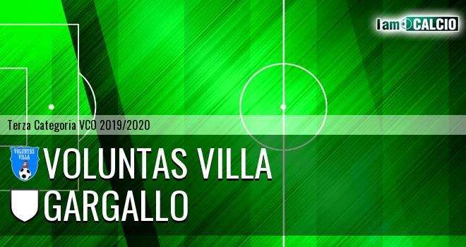 Voluntas Villa - Gargallo
