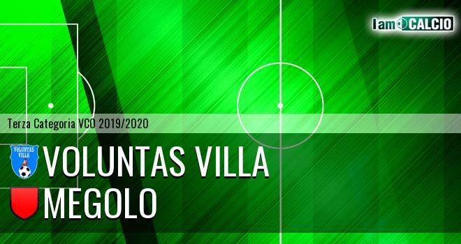 Voluntas Villa - Megolo