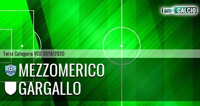 Mezzomerico - Gargallo