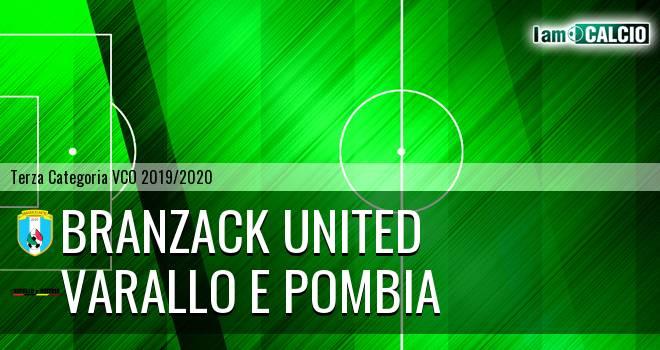 Branzack United - Varallo E Pombia