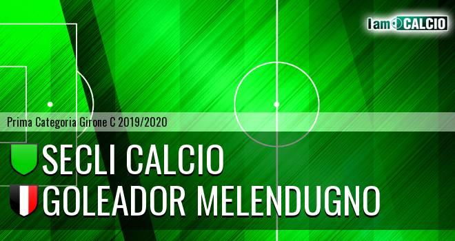 Secli Calcio - Goleador Melendugno