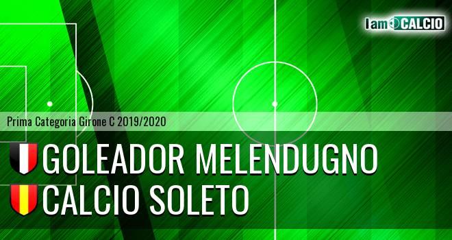 Goleador Melendugno - Calcio Soleto