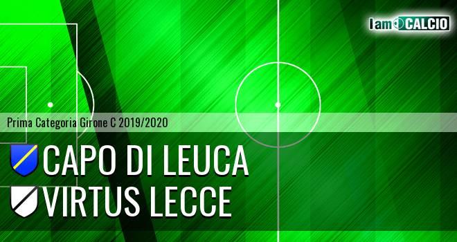 Capo di Leuca - Virtus Lecce