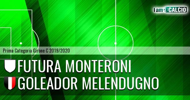 Futura Monteroni - Goleador Melendugno