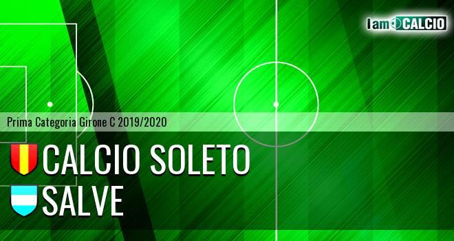 Calcio Soleto - Salve