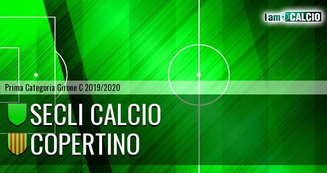 Secli Calcio - Copertino