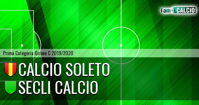 Calcio Soleto - Secli Calcio