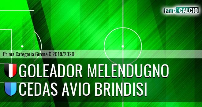 Goleador Melendugno - Cedas Avio Brindisi
