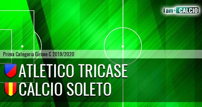 Atletico Tricase - Calcio Soleto