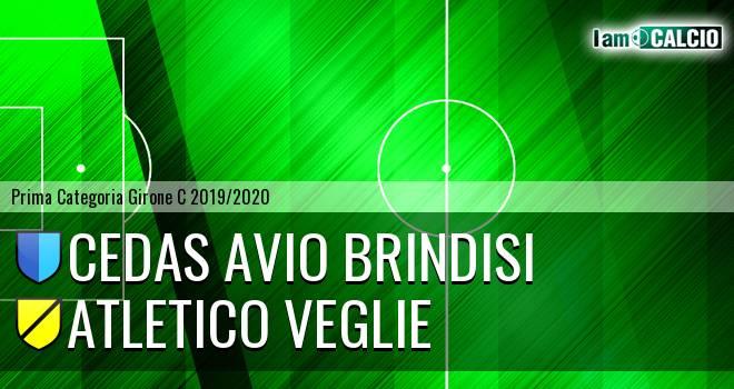 Cedas Avio Brindisi - Atletico Veglie