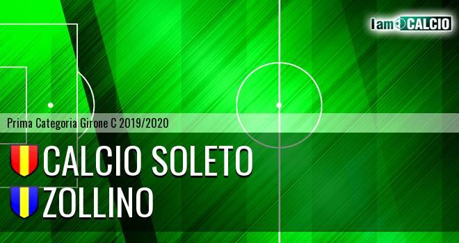 Calcio Soleto - Zollino