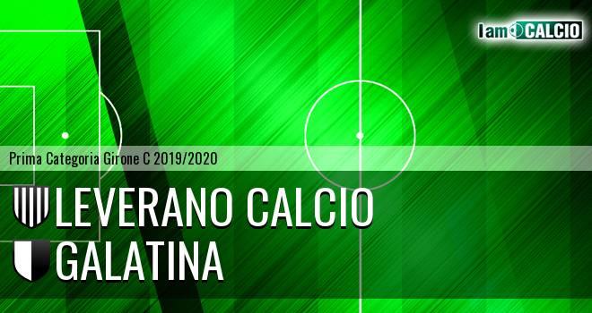 Leverano Calcio - Galatina