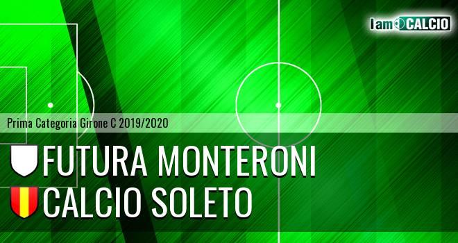 Futura Monteroni - Calcio Soleto