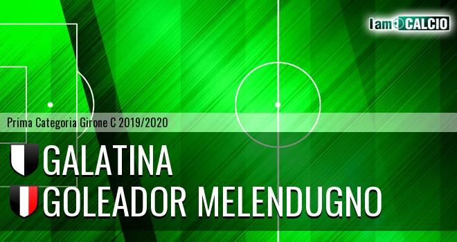 Galatina - Goleador Melendugno