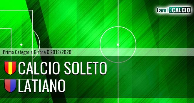 Calcio Soleto - Latiano