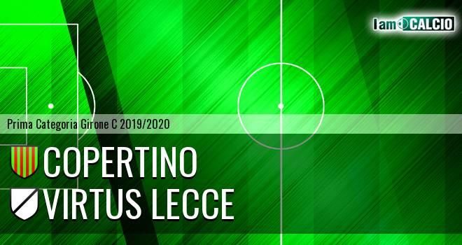 Copertino - Virtus Lecce