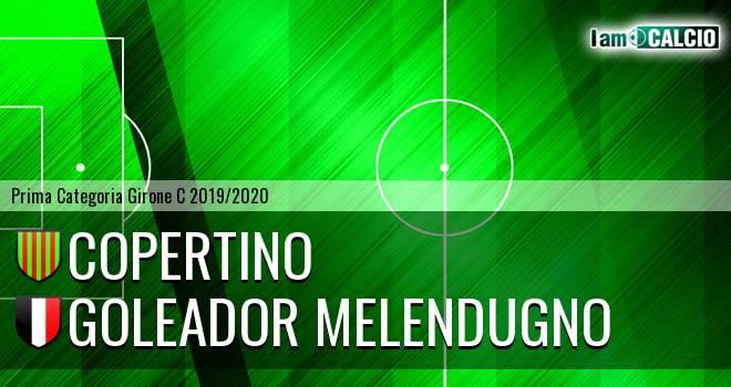 Copertino - Goleador Melendugno