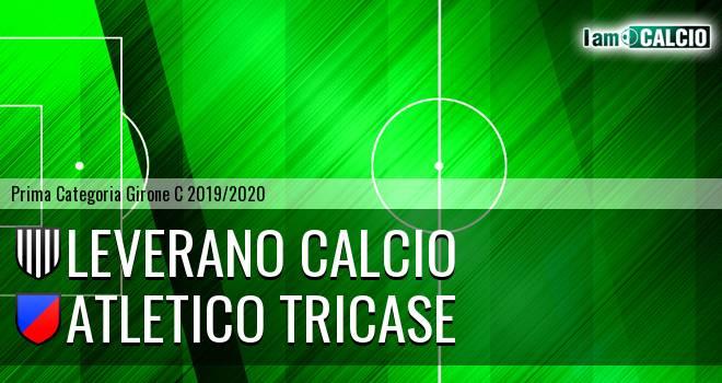 Leverano Calcio - Atletico Tricase