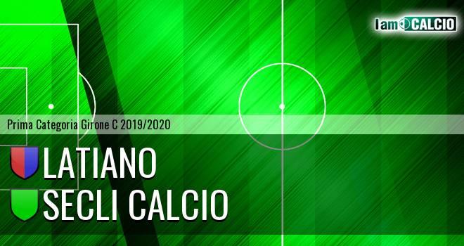 Latiano - Secli Calcio