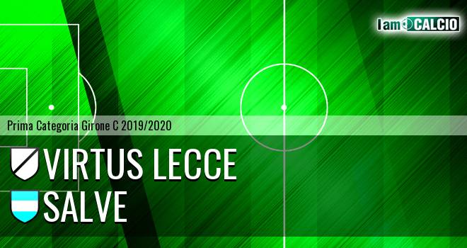 Virtus Lecce - Salve
