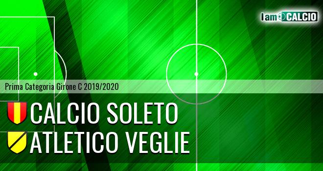 Calcio Soleto - Atletico Veglie