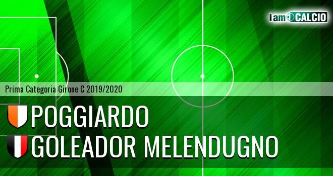 Poggiardo - Goleador Melendugno
