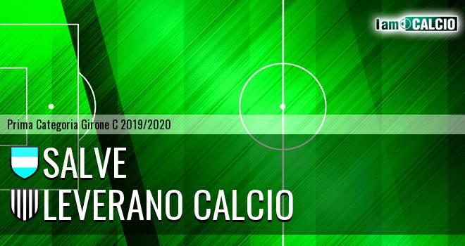 Salve - Leverano Calcio