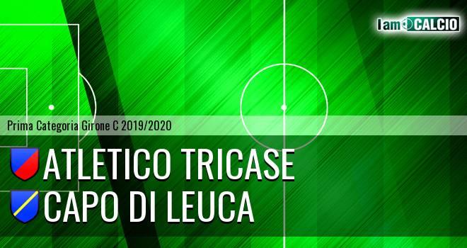 Atletico Tricase - Capo di Leuca