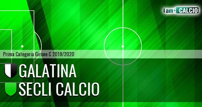 Galatina - Secli Calcio