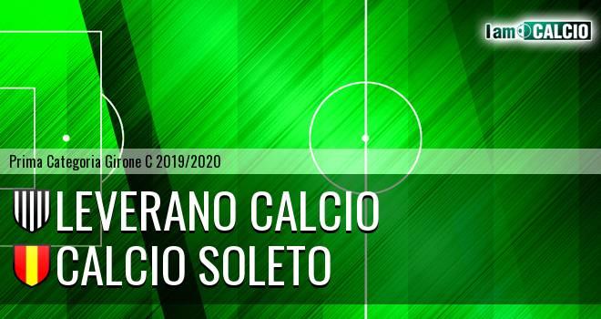 Leverano Calcio - Calcio Soleto
