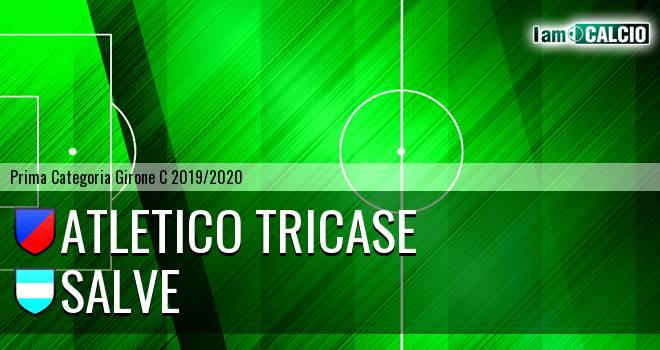 Atletico Tricase - Salve