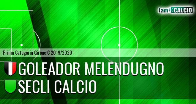 Goleador Melendugno - Secli Calcio