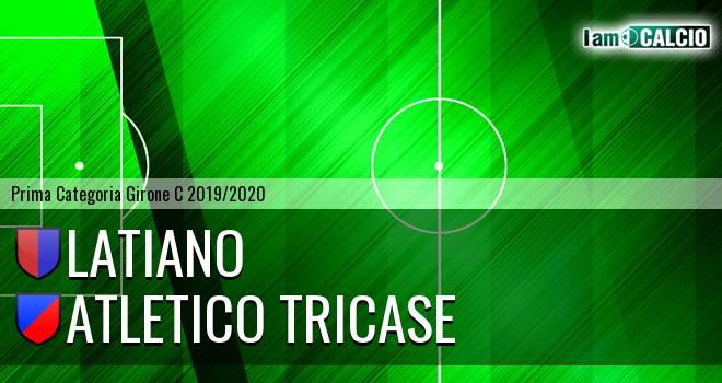 Latiano - Atletico Tricase