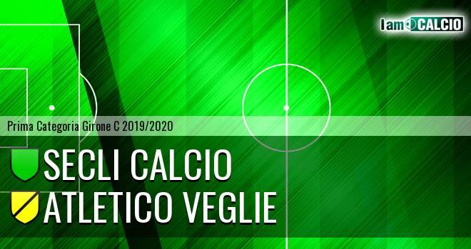 Secli Calcio - Atletico Veglie