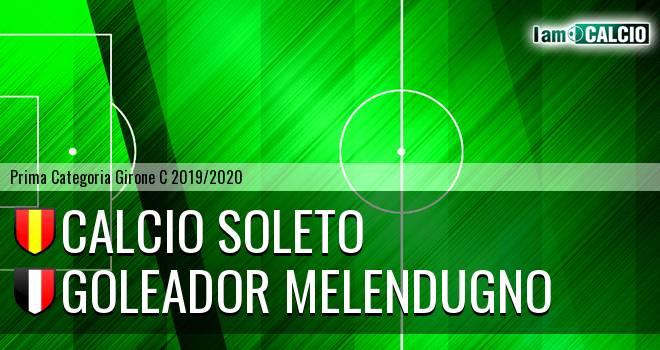 Calcio Soleto - Goleador Melendugno