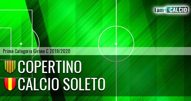 Copertino - Calcio Soleto