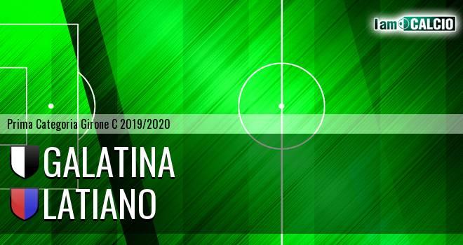 Galatina Calcio - Latiano