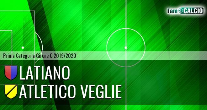 Latiano - Atletico Veglie
