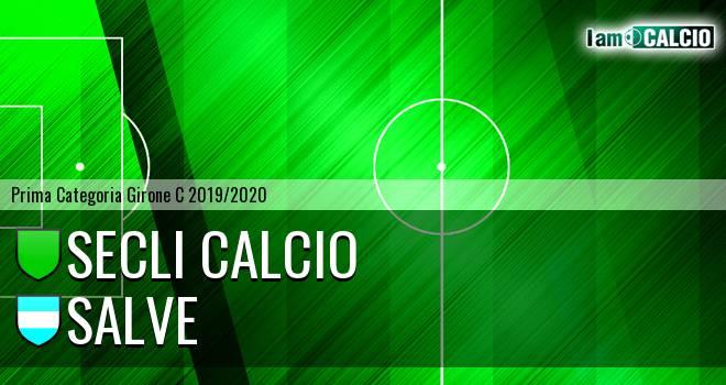 Secli Calcio - Salve