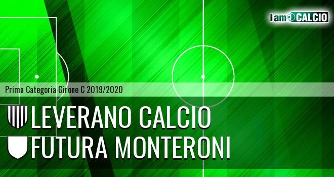 Leverano Calcio - Futura Monteroni