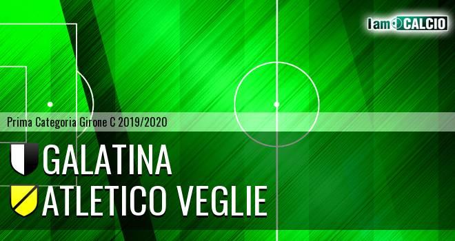 Galatina Calcio - Atletico Veglie