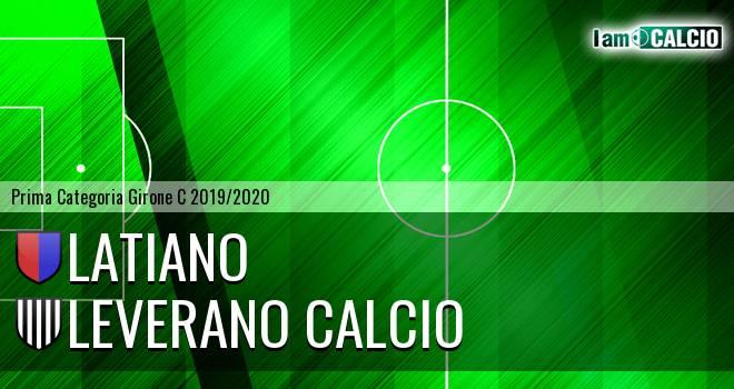 Latiano - Leverano Calcio